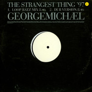 George Michael - The Strangest Thing '97