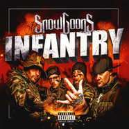 Snowgoons - Infantry Clear / Red Splatter Vinyl Edition