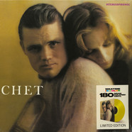 Chet Baker - Chet - The Lyrical Trumpet Of Chet Baker Transparent Yellow Vinyl Edition