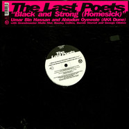The Last Poets - Black And Strong (Homesick)