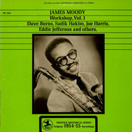 James Moody - Workshop Vol. 1