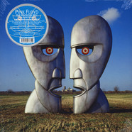 Pink Floyd - The Division Bell Limited Edition 25th Anniversary Blue Vinyl