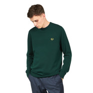 Fred Perry - Classic Merino Crew Neck Jumper