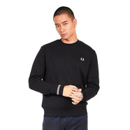 Fred Perry - Crew Neck Sweatshirt