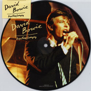 David Bowie - Boys Keep Swinging 40th Anniversary Picture Disc