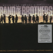 V.A. - OST - Band Of Brothers Coloured Vinyl Edition