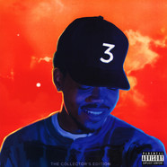 Chance The Rapper - Coloring Book Deluxe Orange/Red Vinyl Edition