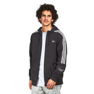 adidas - Outline Full Zip Hoodie Fleece