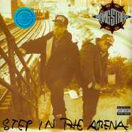 Gang Starr - Step In The Arena HHV Exclusive Opaque White 180g Vinyl Edition