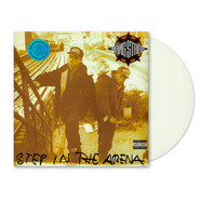 Gang Starr - Step In The Arena HHV Exclusive Opaque White Vinyl Edition