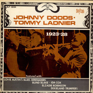 Johnny Dodds • Tommy Ladnier Featured With Lovie Austin's Blues SerenadersBlind BlakeIda CoxElzadie RobinsonDixie-Land Thumpers - 1923•28