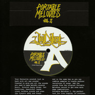 JayDeLarge - Portable Melodies Volume 2 Limited Edition
