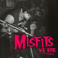 Misfits - We Bite Pink Vinyl Edition