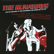 Runaways, The - Live At The Starwood 1976