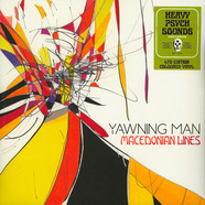 Yawning Man - Macedonian Lines Limited Edition