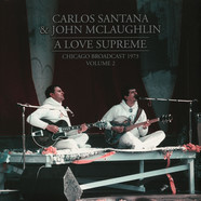 Carlos Santana & Jon Mclaughlin - A Love Supreme Volume 2