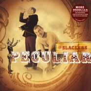 Slackers, The - Peculiar Electric Blue Vinyl Edition