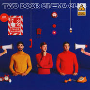 Two Door Cinema Club - False Alarm Red Vinyl Edition