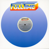 V.A. - Fulltime Factory Volume 4 Transparent Blue Vinyl Edition