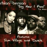 Rhian Benson - Say how i feel Bugz In The Attic remix feat. Dwele & Slum Village