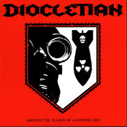 Diocletian - Amongst The Flames Of A Burning God Black Vinyl Edition