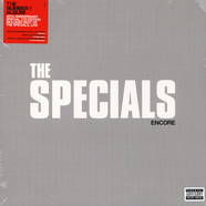 Specials, The - Encore Limited Deluxe Red Vinyl Edition