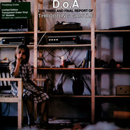 Throbbing Gristle - D.O.A. The Third And Final Report Of TG