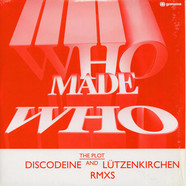 WhoMadeWho - The Plot (Discodeine And Lützenkirchen Rmxs)