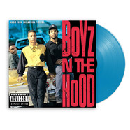 V.A. - OST Boyz N The Hood HHV Exclusive Blue Vinyl Edition