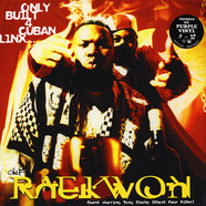 Raekwon - Only Built 4 Cuban Link Purple Vinyl Edition Gatefold Sleeve