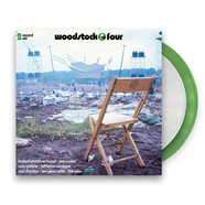 V.A. - Woodstock Four Green & White Vinyl Edition