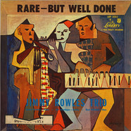 Jimmy Rowles Trio - Rare-But Well Done