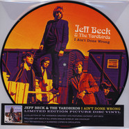 Jeff Beck & The Yardbirds - I Ain't Done Wrong Picture Disc Edition