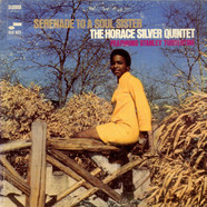 The Horace Silver Quintet Featuring Stanley Turrentine   - Serenade To A Soul Sister