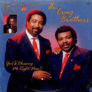 Rev. James Cleveland Presents: The Craig Brothers - God Is Blessing Me Right Now!
