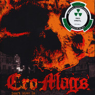 Cro-Mags - Don't Give In Red Vinyl Edition
