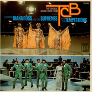 Diana Ross And The Supremes With The Temptations - The Original Sound Track From TCB
