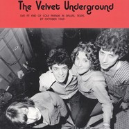 Velvet Underground - Live At End Of Cole Avenue Dallas 1969