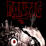 Danzig - Life Without A Net Demo 1987 Yellow Vinyl Edition