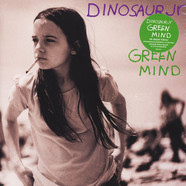 Dinosaur Jr. - Green Mind Deluxe Expanded Gatefold Green Vinyl Edition