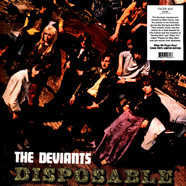 Deviants, The - Disposable Clear Vinyl Edition