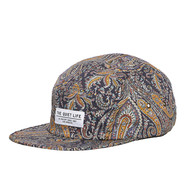 The Quiet Life - Paisley 5 Panel Camper Hat