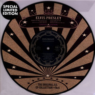 Elvis Presley - US EP Collection Volume 6 Picture Disc Edition