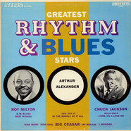 V.A. - Greatest Rhythm & Blues Stars