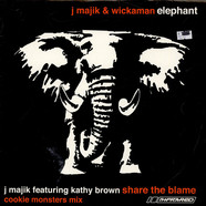 J Majik Featuring Kathy Brown - Share The Blame