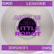 Amelie Lens - Little Robot EP Transparent Vinyl Edition