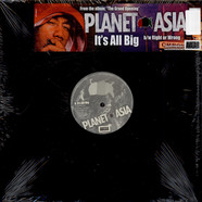 Planet Asia - It's All Big