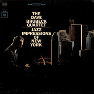 Dave Brubeck Quartet, The - Jazz Impressions Of New York