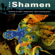 Shamen, The - Knature Of A Girl