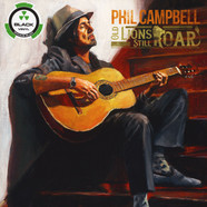 Phil Campbell - Old Lions Still Roar Black Vinyl Edition